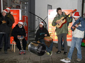 Iceland: Christmas volunteering