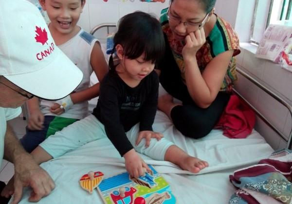 I need Ideas- Help! Vietnam awareness!?