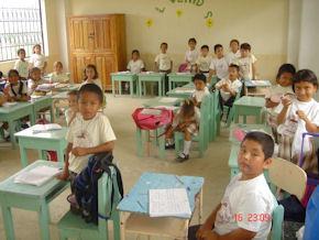 Volunteer in Ecuador with CADIP (www.cadip.org)