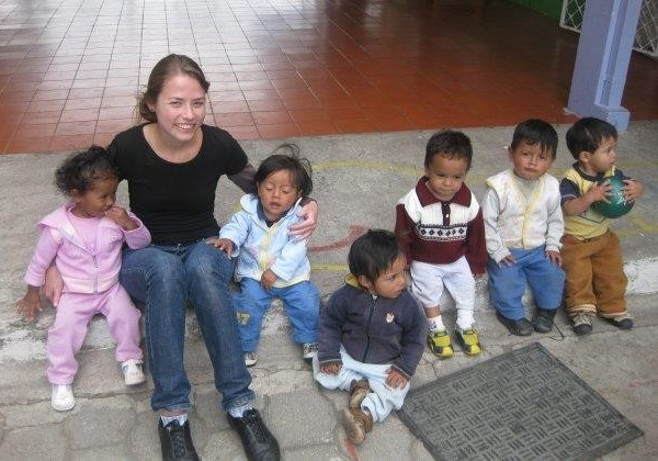 Early learning and care for toddlers in South America