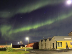 Capture the magic of the Northern lights