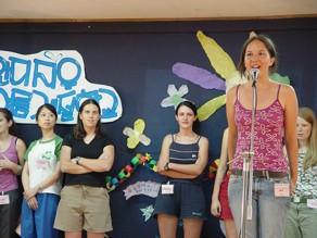 Volunteer in Korea (www.cadip.org)