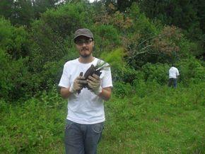 Volunteer in Mexico (www.cadip.org)
