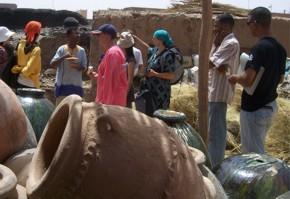Volunteer in Morocco (www.cadip.org)