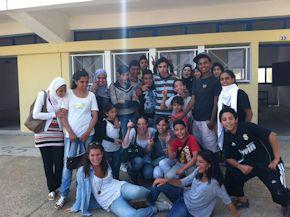 Cadip volunteer project in Morocco