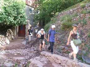 Trekking program in Morocco (www.cadip.org)