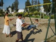 Volunteer in Turkey (www.cadip.org)