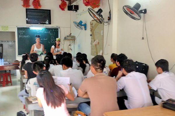 International volunteer projects in Vietnam