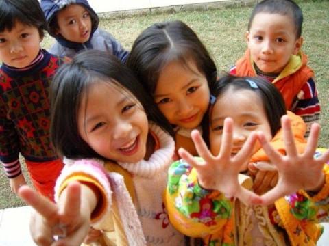 Volunteer in Vietnam (www.CADIP.org)