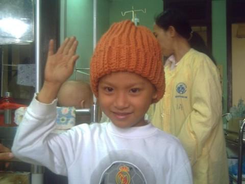 Volunteer in a hospital in Vietnam